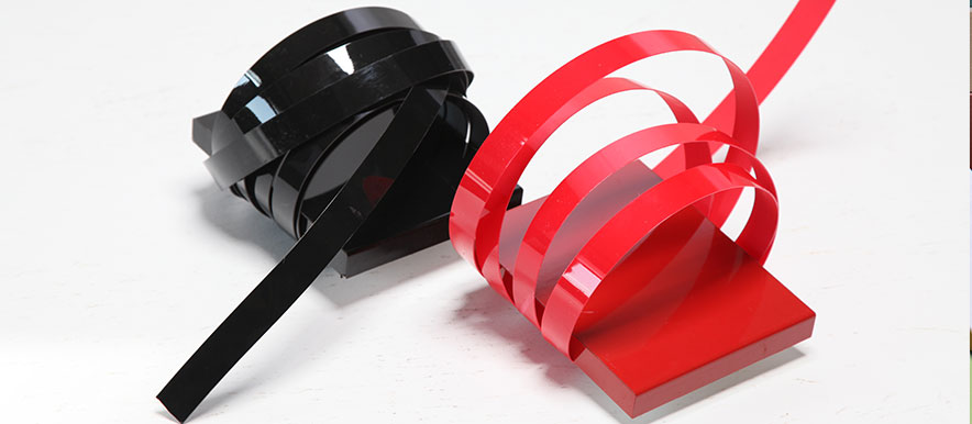 HIGH GLOSS PVC EDGE BANDS